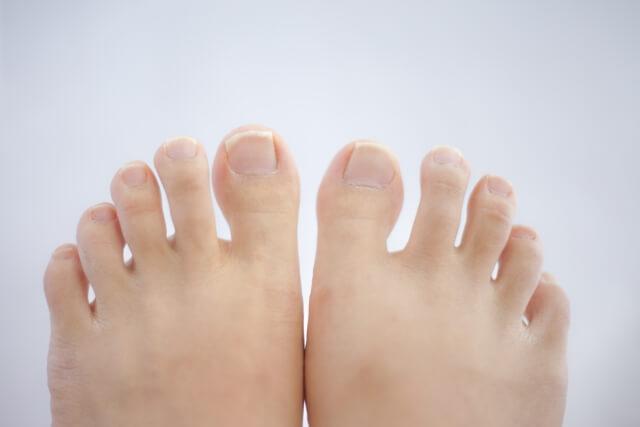 外反母趾、足の親指イメージ画像