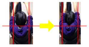 肩関節矯正2